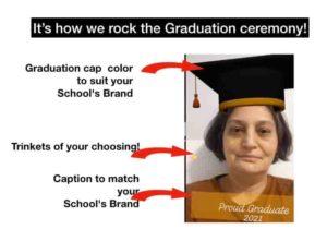 Graduation Cap Instagram Camera Effect 2021 Graduation